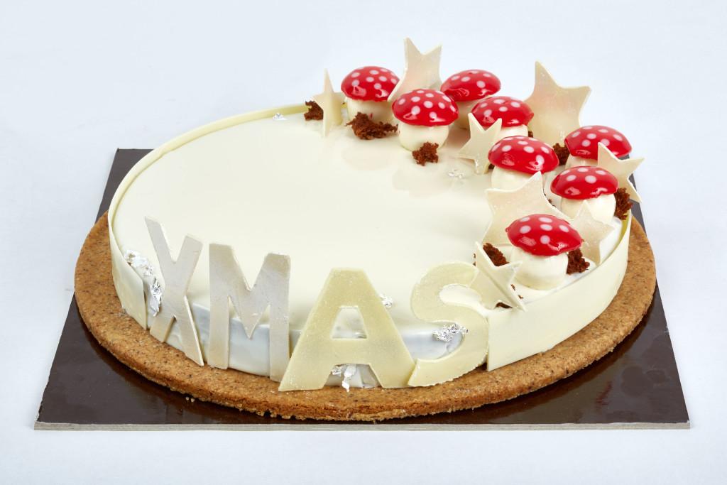 Xmas Cake al XXIII Simposio Tecnico